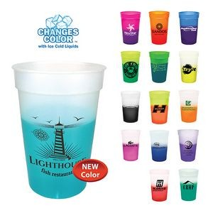 17 Oz. Mood Stadium Cup (Spot Color)