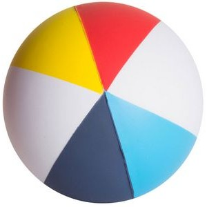 Beach Ball Squeezies® Stress Reliever