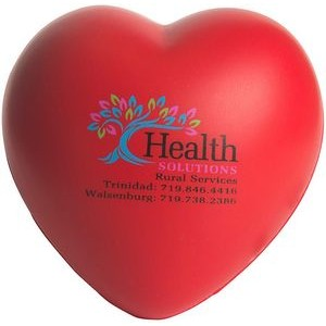 Slow Return Foam Sweet Heart Squeezies® Stress Reliever