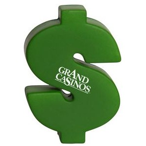 Dollar Sign Squeezies® Stress Reliever
