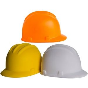 Hard Hat Squeezies® Stress Reliever