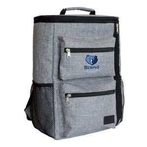"Chilly Cooler Backpack 11""x 16"" w/gusset"