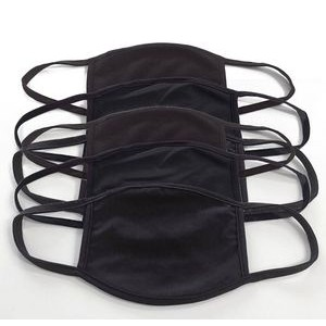 Double Layer Cloth Mask - Reusable Face Mask Fitted Design