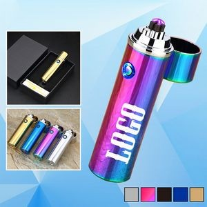 Electronic Lighter with USB Charger