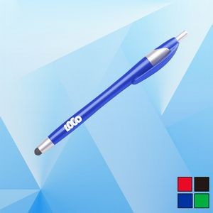 Ballpoint Pen with Stylus