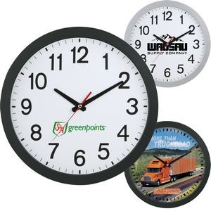 "12"" Slim Wall Clock"