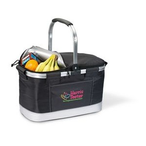 All Purpose Basket Cooler Black