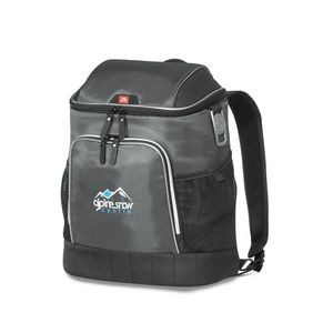 Igloo® Juneau Backpack Cooler Grey-Black