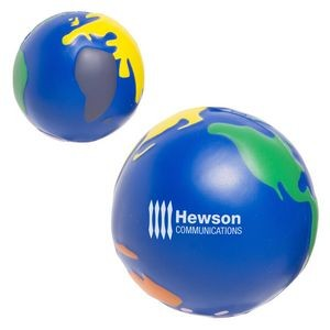 Multicolored Earthball Stress Reliever