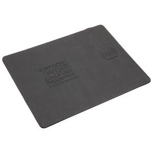 Affinity Mouse Pad with 10W Fast Wireless Charger