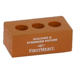 Brick w/Holes Stress Reliever