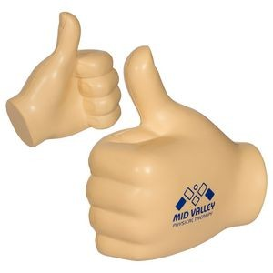 Hand Thumbs Up Stress Reliever