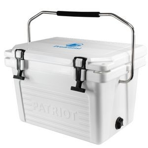 Patriot 20QT Roto-molded Cooler