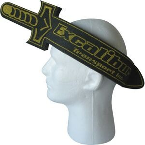 Medieval Foam Sword Hat