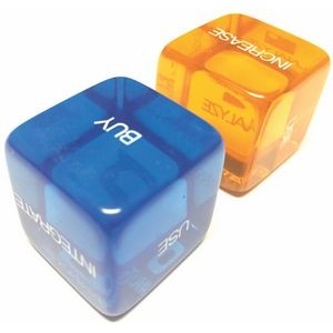 19mm - Fully Customized Game Dice