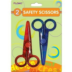 2 pack 4 Safety Scissors
